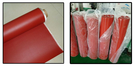 Silicone Coated Fabric Belts